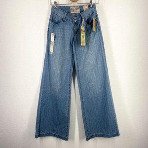 NWT Wide Leg Retro Jeans